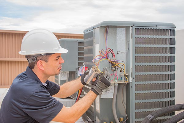central air conditioning service and installation